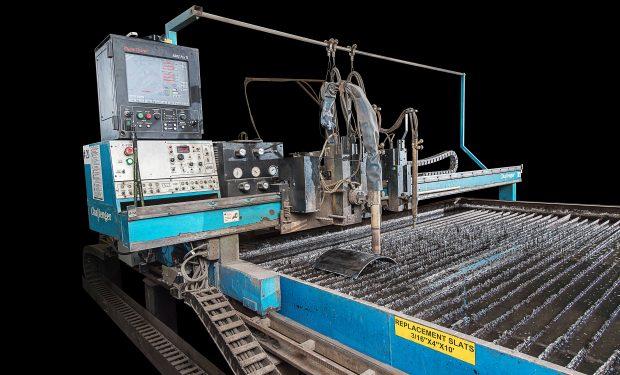 Plasma Oxy Fuel Cutting